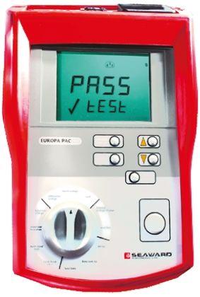Seaward Europa PAC Plus UK Portable Appliance Tester