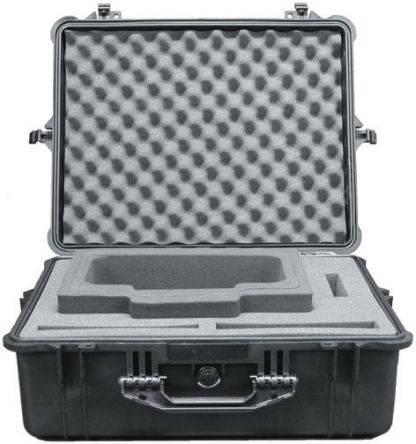 Tektronix Hard Carrying Case, Dimensions 323 x 151 x 124.5mm, Height 124.5mm, length 323mm 151mm