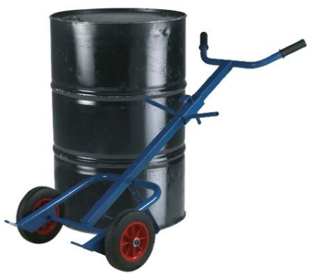RS PRO 280kg Horizontal Drum Transporter 1520mm