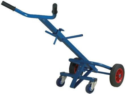 RS PRO 280kg Horizontal Drum Transporter 1520mm