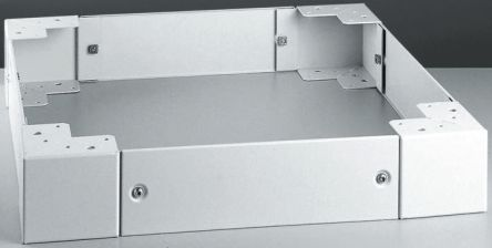 100 x 600 x 800mm Plinth for use with IMRAK IT Cabinet