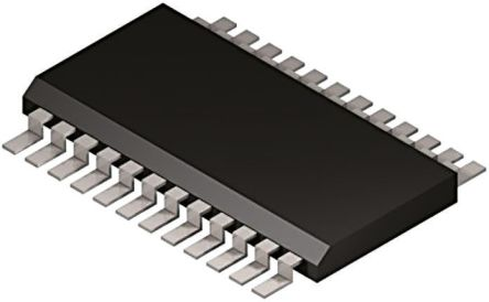 Analog Devices AD7472ARUZ, 12-bit Parallel ADC, 24-Pin TSSOP