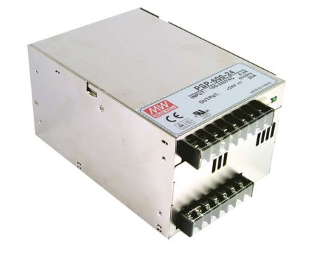 PSP-600-12 | Mean Well 600W Embedded Switch Mode Power Supply SMPS ...