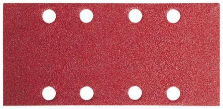 Bosch Aluminium Oxide Fine Sanding Sheet, 120 Grit, 186mm x 93mm