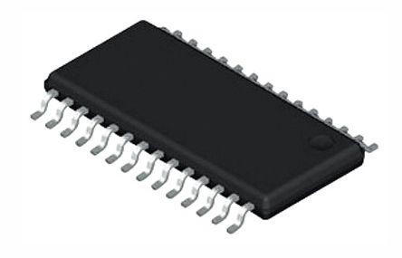 Texas Instruments DS90LV110TMTC/NOPB, LVDS Repeater 10-Bits LVCMOS, LVTTL LVDS, 3 → 3.6 V, 28-Pin, TSSOP
