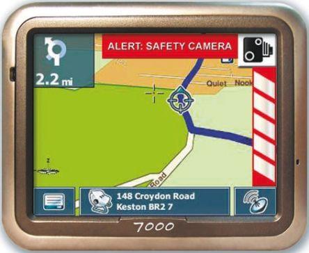Road Angel Navigator 7000 GPS Unit   Road Angel   RS Components UAE