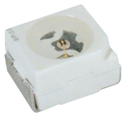 Rot NEU 626nm 10 Stück Standard LEDs HSMC-A100-Q70J1