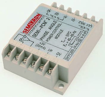 Semikron, SKPC200-440, Thyristor Trigger Module, 32 x 70 x 92mm