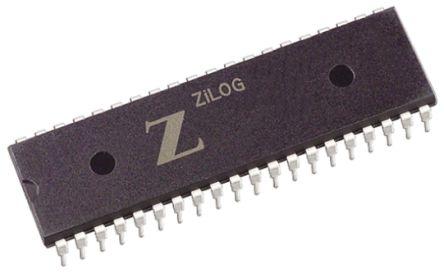 Zilog Z0853006PSG, IO Controller, 40-Pin PDIP