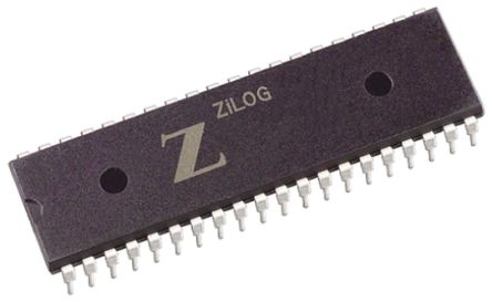Zilog Z85C3008PSG, IO Controller, 40-Pin PDIP