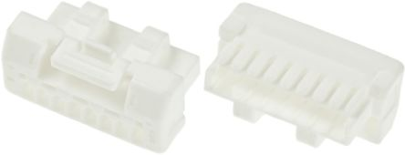502380-0800 - Male Connector Housing - CLIK-MATE, 1.25mm Pitch, 8 Way, 1 Row product photo