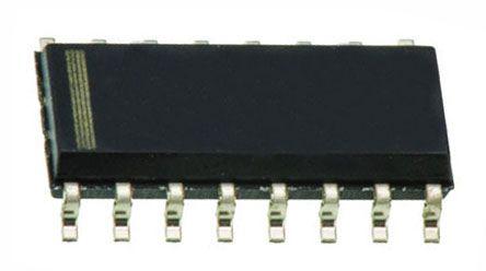 Texas Instruments SN74HC259D Octal Latch, Addressable D Type, 16-Pin SOIC