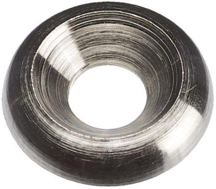 Yahata Neji RW M5 Cup Washer M5 Brass Nickel Plated