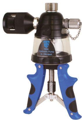 Time Electronic Pneumatic Pressure Pump Kit 700bar
