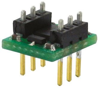 Parallax Inc 28017, 2-Axis Accelerometer, Digital PWM, SMD 5-Pin