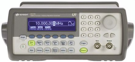 33210A Function Generator 10MHz GPIB, LAN, USB With RS Calibration product photo