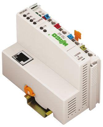 Wago 750 Series PLC I/O Module 32 Inputs, 32 Outputs 24 V