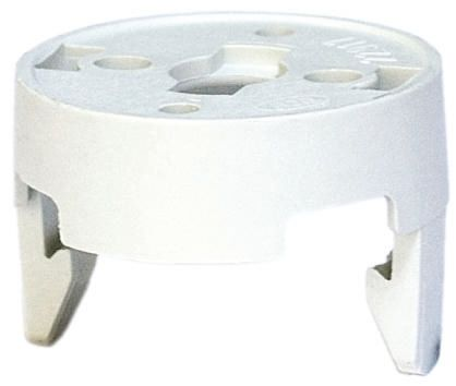 Lighting Cap for use with Lamp Holder, Screw Fixing