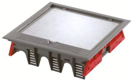 MK Electric Floor Box Cutting Template 265 mm x 265mm