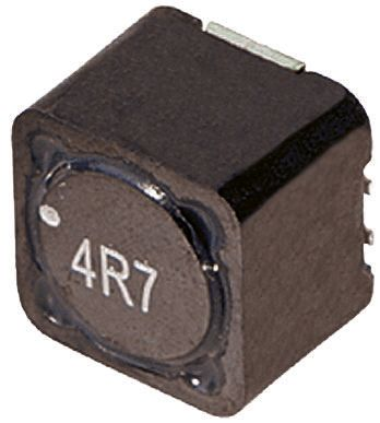 Wurth WE-PD Series Shielded Wire-wound SMD Inductor 330 μH ±20% 1 5A Idc