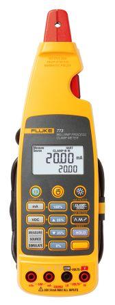 FLUKE 773, mA PROCESS LOOP CLAMP METER