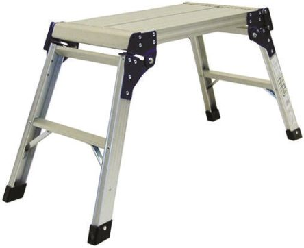 Magnificent Rs Pro 0 48M Aluminium Work Platform 150Kg Load Ncnpc Chair Design For Home Ncnpcorg