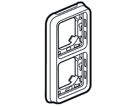 Rocker Switch Mounting Panel Support Plate product photo