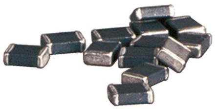 Wurth Elektronik Ferrite Bead (EMI Suppression), 1.6 x 0.8 x 0.8mm (0603 (1608M)), 600Ω impedance at 100 MHz