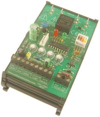 United Automation, DMFC12 230VAC, Thyristor Trigger Module, 24V ac, 11-Pin, 122 x 70 x 56mm