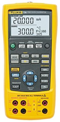 Fluke 726 Multi Function Calibrator 30V 24mA