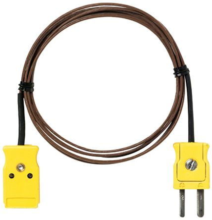Fluke Extension Cable for use with Type J Thermometer