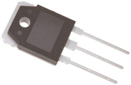 Toshiba MOSFET N-kanałowy TK62J60W,S1VQO 600 V 62 A 3-Pin TO-3PN 25