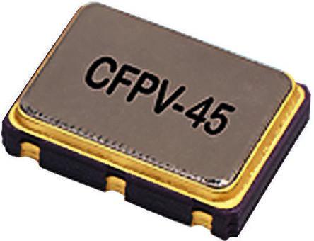 IQD 20 MHz VCO,±100ppm, 6-Pin SMD LFVCXO026156