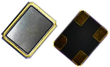 S33305-50.000-X Crystal Oscillator, 50 MHz, ±50ppm CMOS 15pF, 4-Pin SMD, 3.2 x 2.5 x 1.1mm