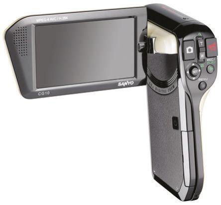 vpc cg10e bk sanyo vpc cg10 hd ready 10mp dual camera rs components rh uk rs online com Sanyo Waterproof Camcorder Sanyo Waterproof Camcorder