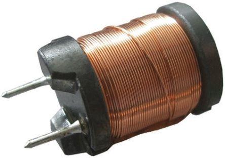 Panasonic 680 μH ±10% Leaded Inductor, 640mA Idc, 660mΩ Rdc ELC10D