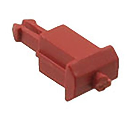 Keying plug,receptacle,type B,C,D,F,red
