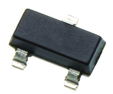 A1210ELHLT-T ,, Bipolar Hall Effect Sensor, 3-Pin SOT-23 product photo