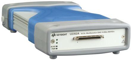 U2352A USB Data Acquisition, 250ksps product photo