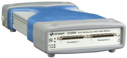 U2356A USB Data Acquisition, 500ksps product photo