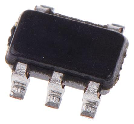Microchip MCP6566UT-E/OT Comparator, Open Drain O/P, 3 V, 5 V 5-Pin SOT-23