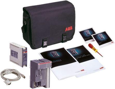 1SAP186200R0001 ABB | ABB AC500-eC0 PLC CPU, 128 kB Program
