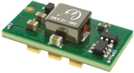 Non-Isolated DC-DC Converter 2.4 → 5.5V dc Input, 0.753 → 3.63V dc Output, 5A