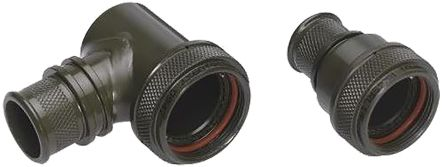 Amphenol Socapex BK4 Series, Size 13 Straight Backshell,