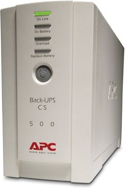 bk500ei apc back ups cs 500va ups uninterruptible power supplyUpsuninterruptable Power Supplies #3