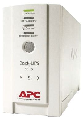 APC Back-UPS CS 650VA UPS Uninterruptible Power Supply