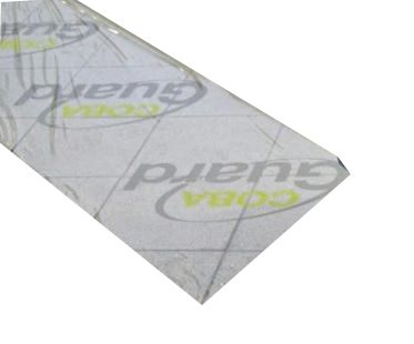 guard Clear Hard Floor Floor Protection Self Adhesive Cleanroom x 1.2m, 50m 0.09mm product photo
