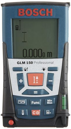 GLM 150 Laser Measure, 0.05 -> 150 m Range, ±1 mm Accuracy product photo