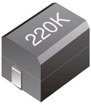 Bourns CM45 Series Type 1812 (4532M) Wire-wound SMD Inductor with a Ferrite  Core, 220 μH ±10% Wire-Wound 100mA Idc Q:40