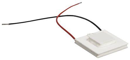 Adaptive 珀耳帖模块 ETC-128-10-05-E, 88.2W制冷能力, +68K最大温差, 9A, 15.8V, 30 x 30mm